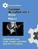 Gammes de Guitare Vol. 4: Blues Majeur