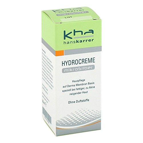 Hans Karrer Hydrocreme MikroSilber, 30 ml