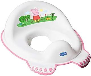 Toldo para asiento de entrenamiento, seguro para niños y chicos, antideslizante, para entrenar, Pink