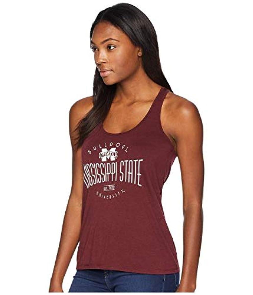 ペルー外国人プレゼンChampion College Mississippi State Bulldogs Swing Tank Top 服 XL 【並行輸入品】