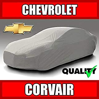 autopartsmarket Chevy Corvair 1960 1961 1962 1963 1964 Ultimate Waterproof Custom-Fit Car Cover