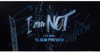 Stray Kids - [I Am Not] 1st Mini Album Random Ver CD+Photobook+1p Childhood PhotoCard+1p Unit PhotoCard+1p Selfie PhotoCar...