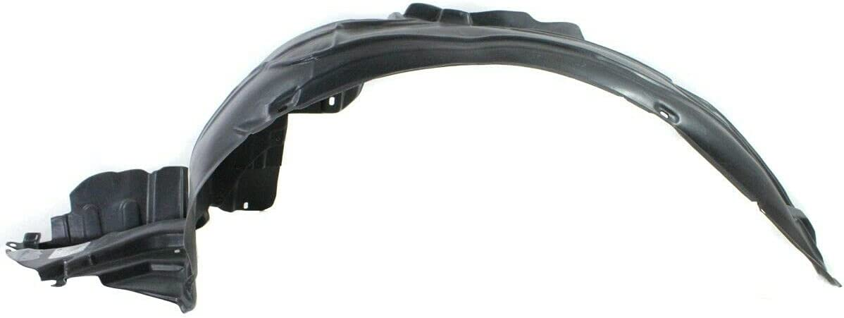 Fender Max 71% OFF Liner Front Left Hand Excellence Side Driver with Impr Compatible LH