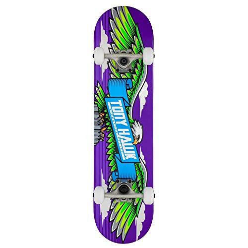 skateboard 7.75 Tony Hawk Skate Completo SS 180 Wingspan 7.75