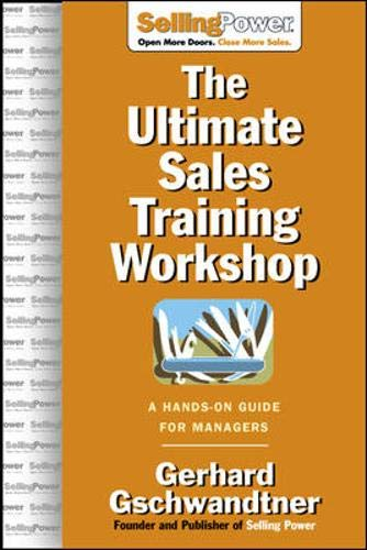 Best Sales Training Workshops