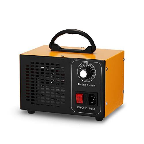 Kecheer Generador de ozono portatil domestico/industrial,Ozonizador purificador de aire,Máquina de ozono Para...