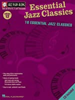 Essential Jazz Classics (Play-Along Series Vol.12)