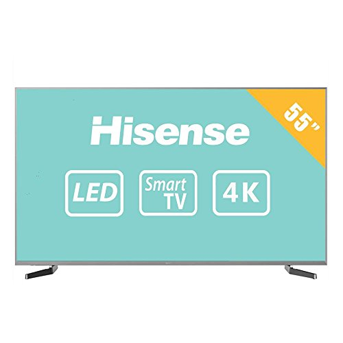 Hisense 55DU6070 Smart TV 55″, 4K Ultra HD, 2 x USB 2.0, 3 x HDMI