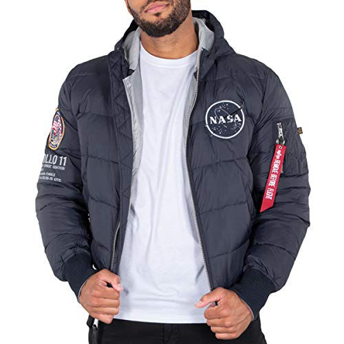 Alpha Industries Hooded Puffer 11 dons-jas
