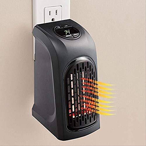 Riscaldatore, Radiatore Elettrico 400w / Mini Termoventilatore/Desktop Domestico/Parete Pratico Radiatore Della Stufa Riscaldante