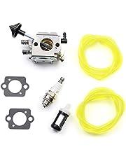 Kit de carburador para Stihl BR400 BR420 BR320 BR380 cortadora cortador de hojas carburador utilidad para usar