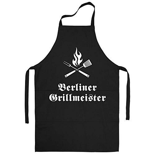 Dein Kiez Rahmenlos Tablier pour Barbecue de Berlin