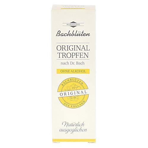 Murnauer Bachblüten Original Tropfen ohne Alkohol, 20 ml