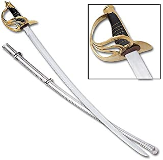 U.S. Model 1860 Light Cavalry Saber Sword