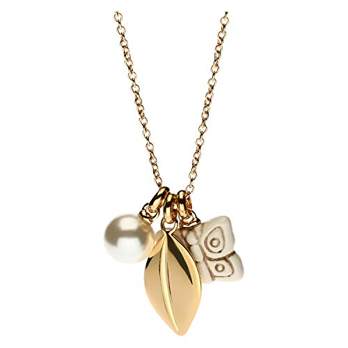 THUN ® - Collana Gold Leaf