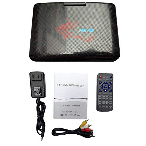 7,8-Zoll-HD-DVD-Player für Mobilgeräte Ultradünner Multimedia-Player Unterstützt TV-VCD-CD MP3 / 4-FM-Hochgeschwindigkeits-USB-Spiel-DVD-Player Gugutogo