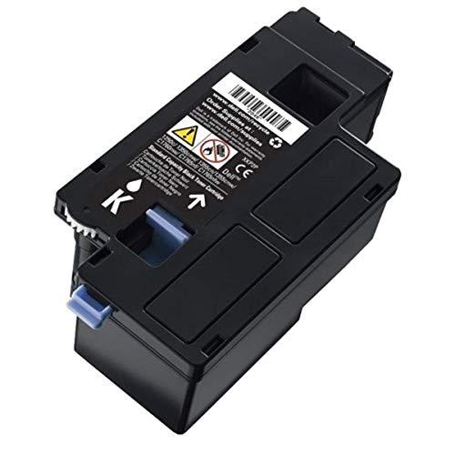 Original Dell C1760nw/C1765nf/C1765nfw/1250c/135X High Capacity Toner Kit, circa 2000 Seiten, schwarz