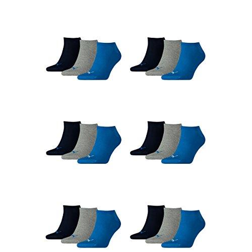 Puma Sportsokken, uniseks, verpakking van 3