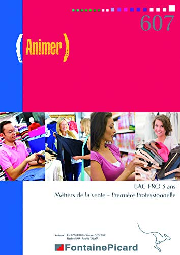 Animer (Bac Pro Commerce)