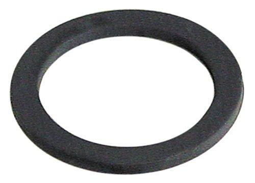 Flachdichtung für Colged SILVER-50, Silver50, Steeltech-360, 50, Elettrobar 050FP, Dexion D500LS, D501LS für Spülmaschine Gummi