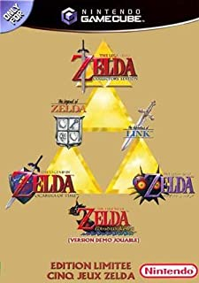 Zelda - édition collector (B0006TNEKS) | Amazon price tracker / tracking, Amazon price history charts, Amazon price watches, Amazon price drop alerts