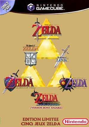 Zelda - édition collector