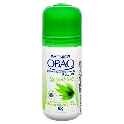 Obao New 377994 para Mujer Bamboo Breeze 65G (24-Pack) Deodorant Wholesale Bulk Health & Beauty Deodorant Belly