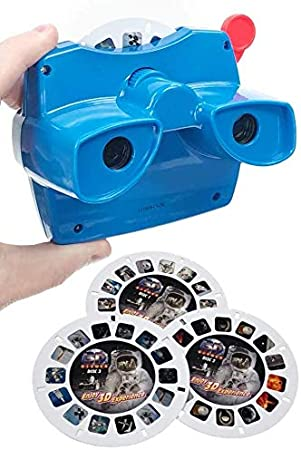 Space Warm Fuzzy Toys 3D Viewer