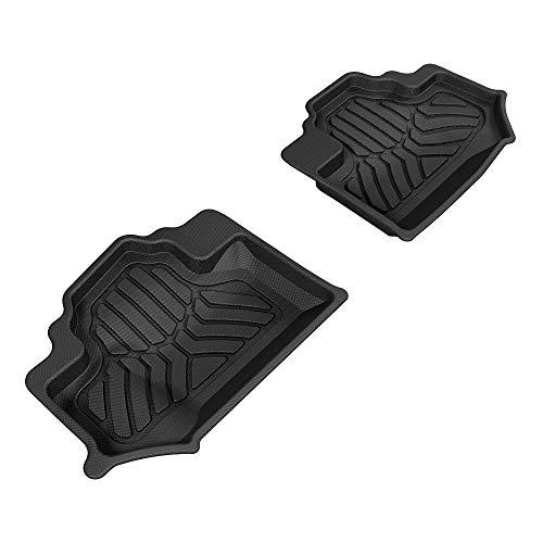 Aries Automotive JP01221809 Liner Custom Fit Floor Mat, Bl