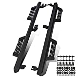 A&K Running Boards Side Steps Nerf Bars for Toyota Tacoma Double Cab Crew Cab 2005-2020 (2 Pcs)