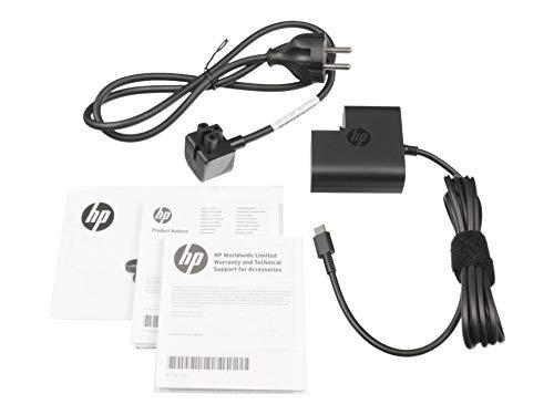 Preisvergleich Produktbild HP Spectre x360 13-ac000 Original USB-C Netzteil 45 Watt