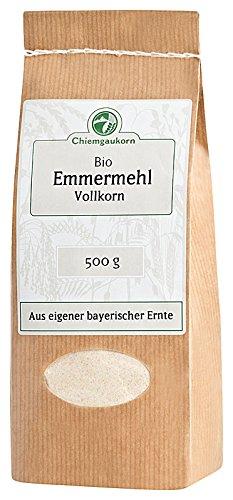 Chiemgaukorn Bio Emmermehl Vollkorn 500 g