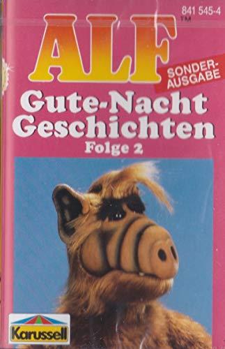 ALF Sonderausgabe Gute-Nacht Geschichten Folge Nr. 2 Original Hörspiel zur TV-Serie [Musikkassette]