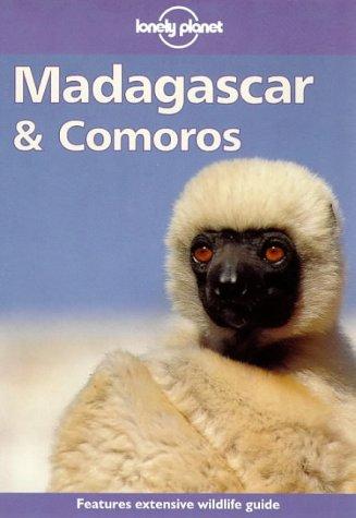 Lonely Planet Madagascar & Comoros [Lingua Inglese]