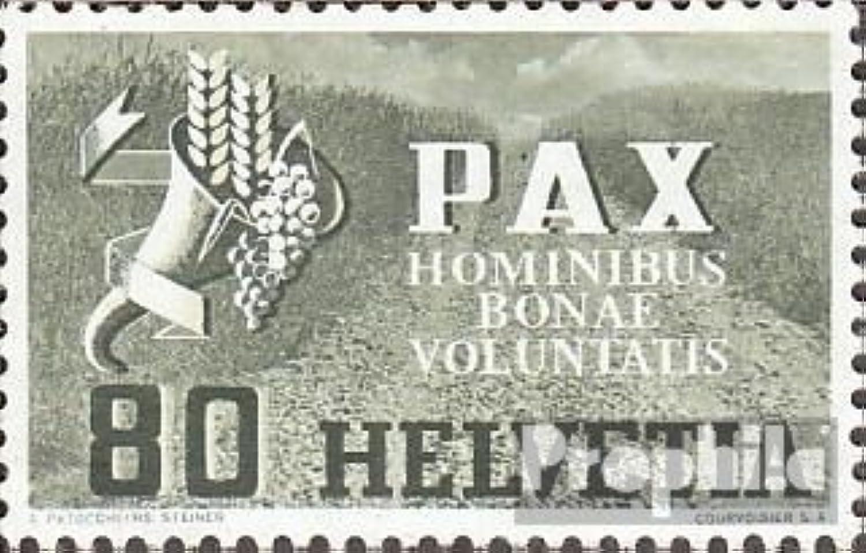 Switzerland 454 1945 Ceasefire (Stamps for collectors)