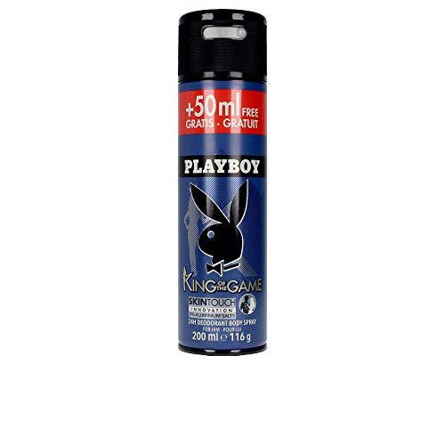 Playboy rivelazione King of the Game Deodorante Body Spray 200ML