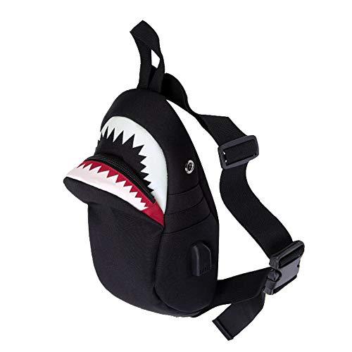 HighRyder USB Design Schultasche Brusttasche Niños y niñas JugendCampingescolares