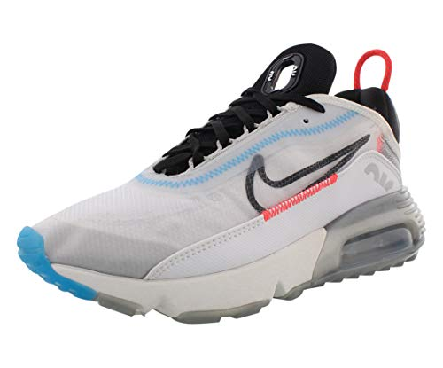 Nike Womens Air Max 2090 - White/Black Pure Platinum - 7 US