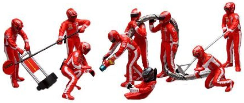 moda Fujimi 1 1 1 20 Formula 1 Pit Crew Set B by Fujimi  tomamos a los clientes como nuestro dios