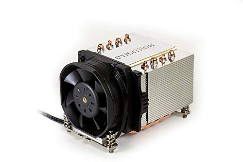 Dynatron Ventilador de CPU A-24.