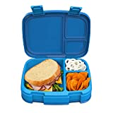 Best Lunch Boxes For Kids - Bentgo Fresh – Leak-Proof, Versatile 4-Compartment Bento-Style Lunch Review