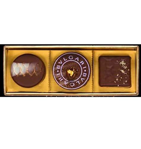 ブルガリ イル・チョコラート チョコレート ジェムズ 3個入り