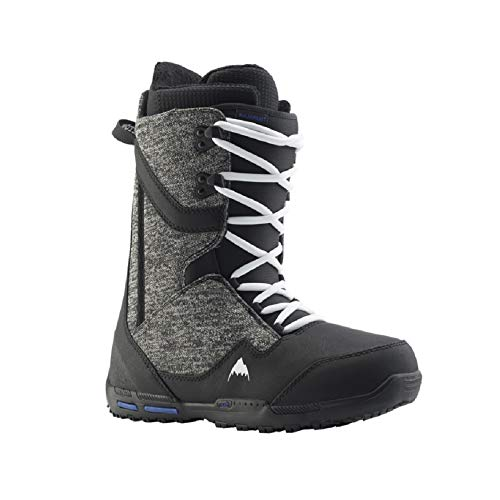 Burton Rampant Snowboard Boot Black/Blue 11 D (M)