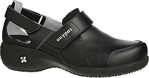 """Oxypas Oxypas Move Up Line, Berufsschuh """"Salma"""", antistatisch (ESD), in vielen Farben (40, schwarz)"""