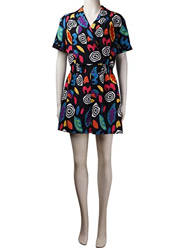 Women's Girls Stranger Things 3 Eleven Romper EL Dress Juniors Playsuit Cosplay...