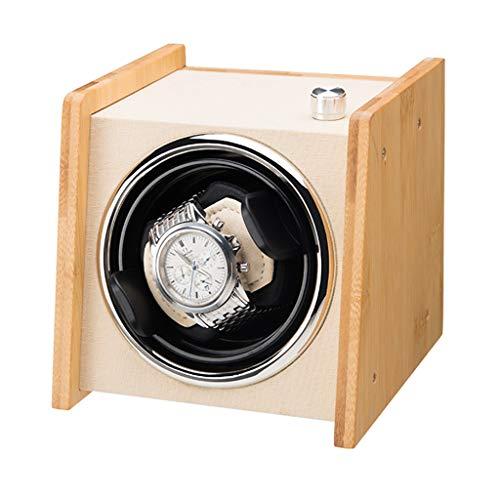 Yxx max Reloj devanadera Watch Winder, Ultra-Ligero Motor Mini 1 + 0...