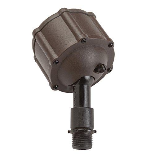 Kichler 15743AZT Accent LED 8.5W 60-Degree Wide, Textured Architectural Bronze