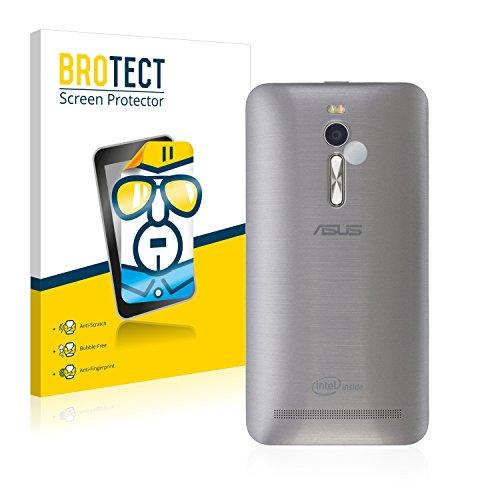 BROTECT Schutzfolie kompatibel mit Asus ZenFone 2 ZE551ML (NUR Kamera) (2 Stück) klare Bildschirmschutz-Folie