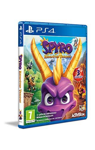 Spyro Reignited Trilogy [importación Italiana]
