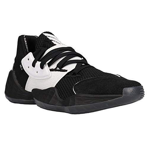 adidas Mens Harden Vol.4 Basketball Sneakers Shoes Casual - Black - Size 13 D